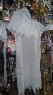 Disfraz Fantasma.adultos Halloween Chirimbolos
