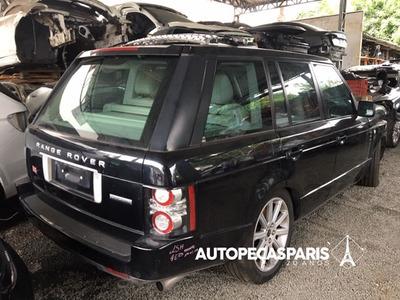Sucata Range Rover Vogue 5.0 V8 Supercharged 2012