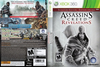 Assassins Creed Revelations - Xbox 360 - Signature Edition