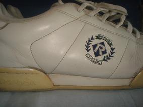 Tenis Reebok Classic De Couro Anos 90 Original 41 Vintage