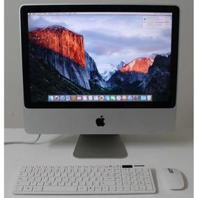 iMac Mb417ll/a 20 Intel Core 2 Duo 2.66ghz 4gb Hd-320gb