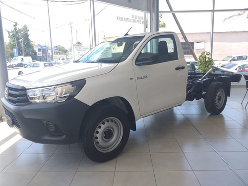 Toyota Hilux Cc 4x4 Chasis Cabina Abril 2021