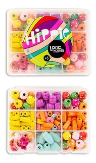 Caja 9 Divisiones Infantil De Madera Pintada Look Mania