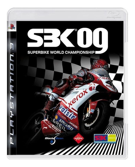 Sbk09 Superbike World Championship Ps3 Mídia Física