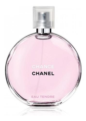 Perfume Chance Chanel Eau Tendre 100 Ml Women
