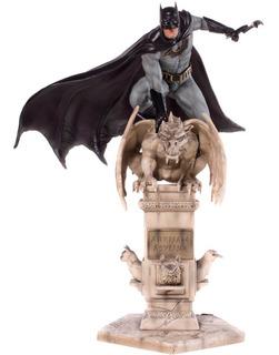 Batman By Eddy Barrows - 1/10 - Dc Comics - Iron Studios