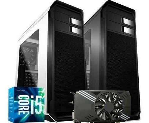 Pc Gamer Cpu Intel I5 8gb 1tb Geforce Gtx1050 Wifi Promoção
