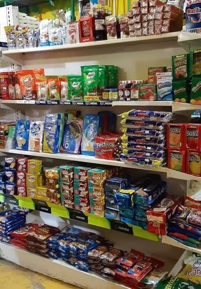 Venta De Negocio Acreditado Supermercado-fruver 4 Años