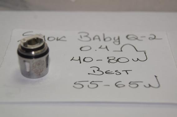 Resistência Bobina Smok Baby Q-2 Coil Head-1001coisas