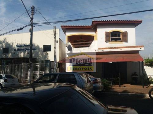 Salão Comercial Para Locação Com 140 M² - Vila Real - Hortolândia/sp - Sl0679