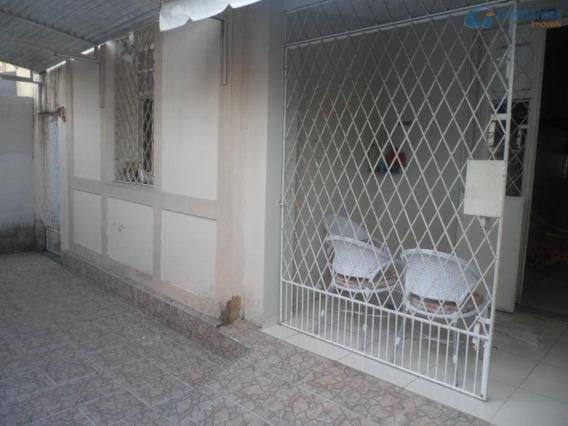 Casa Residencial À Venda, Benfica, Fortaleza. - Ca1117