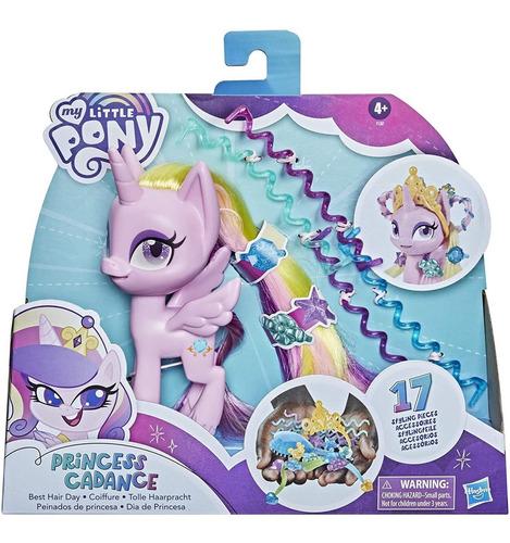 Imagem 1 de 6 de Boneca My Little Pony - Cadance - Dia De Princesa - Hasbro