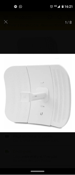 Litebeam M5 23dbi Antena Ubiquiti 5.8ghz