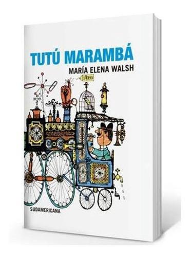 Imagen 1 de 2 de Libro Tutú Maranbá (vintage) - Maria Elena Walsh