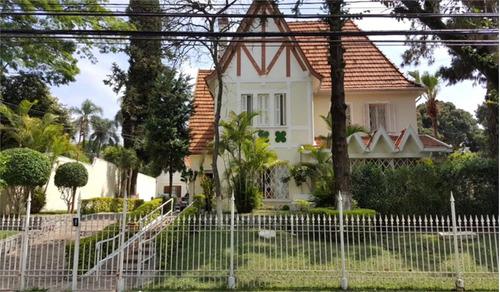 Imagem 1 de 15 de Casa-são Paulo-alto Da Lapa   Ref.: Reo458777 - Reo458777