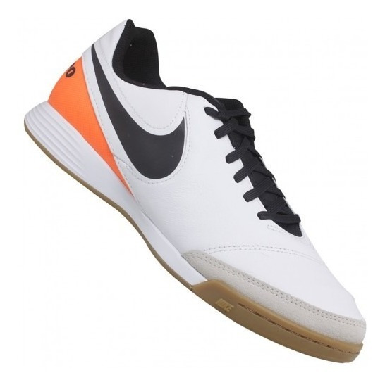 Chuteira Tênis Nike Futsal Tiempo Genio Ii Leather Ic 7418