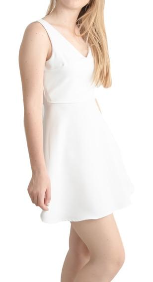Carolamoda Vestido Corto Juvenil Modelo Golves