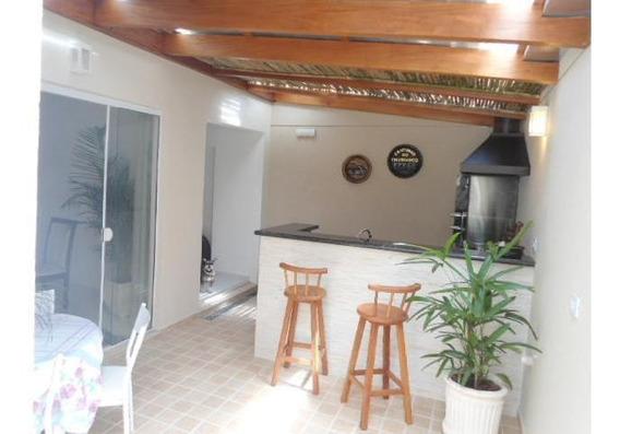 Casa Em Condomínio Santa Maria, Itu/sp De 170m² 3 Quartos À Venda Por R$ 550.000,00 - Ca231200