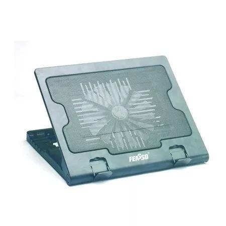 Base Para Notebook Com Cooler Fn-720 C/ Cooler Central 5
