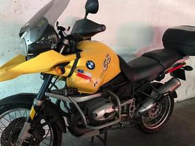 Bmw R 1150 Gs Color Amarillo