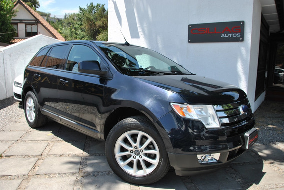 Ford Edge Sel 2011 Cuero - Sunroof - 4x4 - Pantallas Led