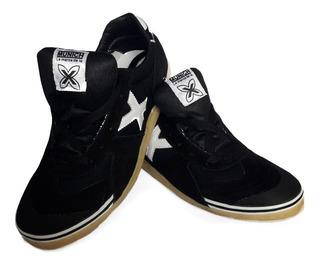 Zapatos Tenis Munich X Zapatillas Fútsal Salón Suela Goma