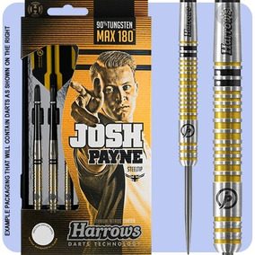 Harrows Max 180 Josh Payne Dardos Profissional