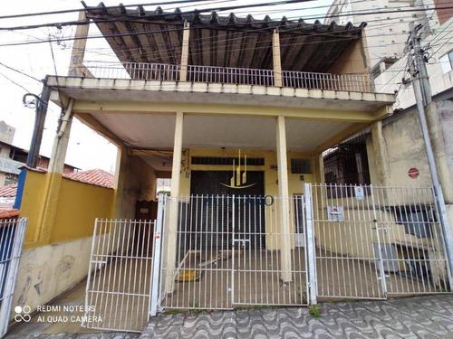 Prédio Para Alugar, 320 M² Por R$ 6.000,00/mês - Vila São Jorge - Guarulhos/sp - Pr0356