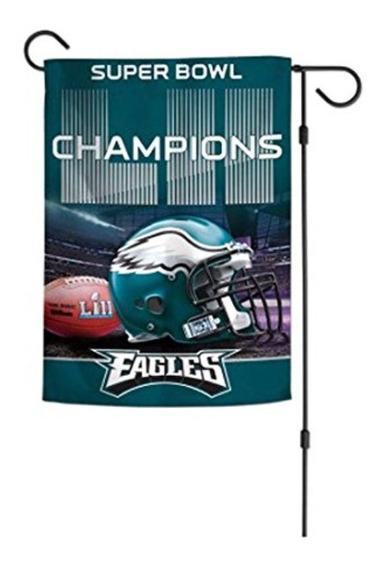 Bandera Philadelphia Eagles Campeon Superbowl 52 Importada