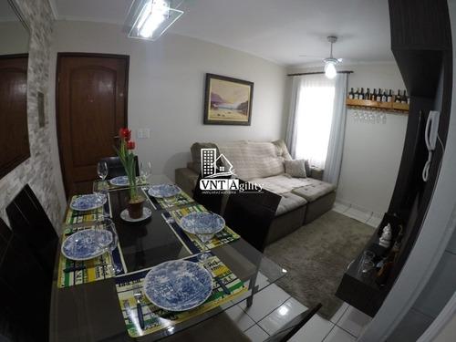Apartamento Em Condomínio Padrão Para Venda No Bairro Vila Carmosina / Itaquera , 2 Dorm, 1 Vagas, 49 M - 8195