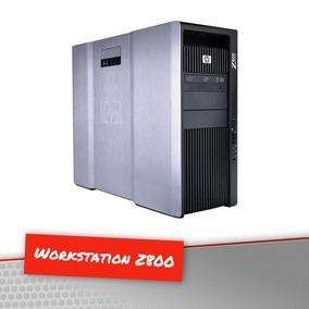Workstation Hp Z800 2x Xeon E5620 48gb + Quadro Fx 3800