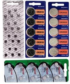 Baterias Relógio G4 G3 2032 2025 Barato