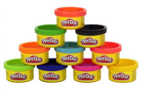 Play-doh - Party Pack Com 10 Mini Potes