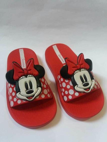 Chinelo Ipanema Disney Slide