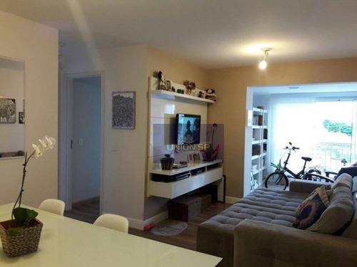Apartamento À Venda, 67 M² Por R$ 600.000,00 - Saúde - São Paulo/sp - Ap34235