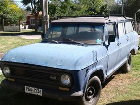 Chevrolet Veraneiro Camioneta