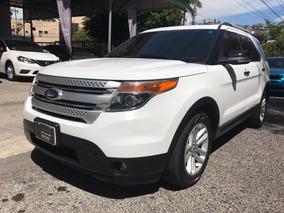 Ford Blanca Explorer 2013
