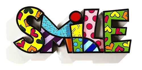 Articulo Decorativo  Romero Britto 100% Original