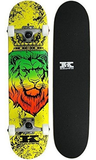 Krown Rookie Graphic Skateboard Completo