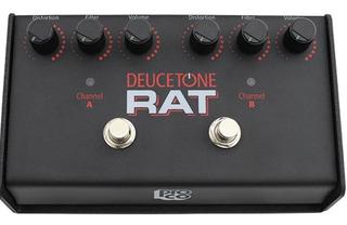 Pedal Proco Rat Deucetone Distortion Nuevo Garantia