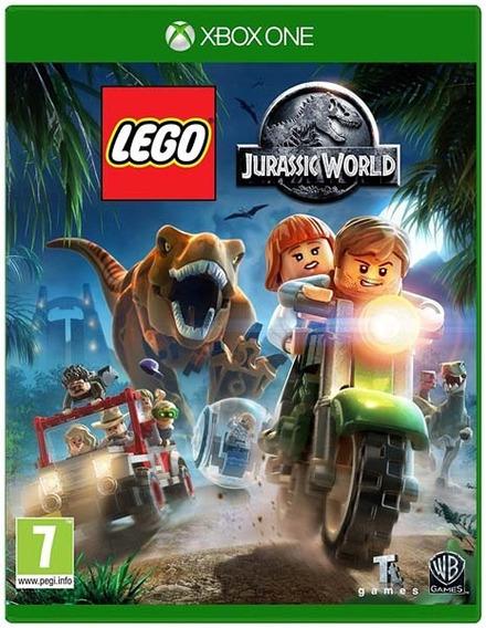 Lego Jurassic World Xbox One Offline