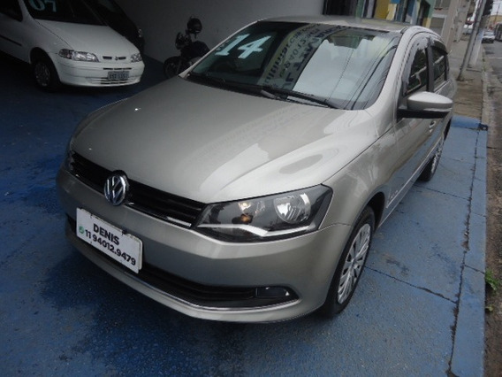 Volkswagen Voyage 2014 1.6 Msi Highline Total Flex