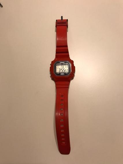 Antigo Relógio Casio Wr