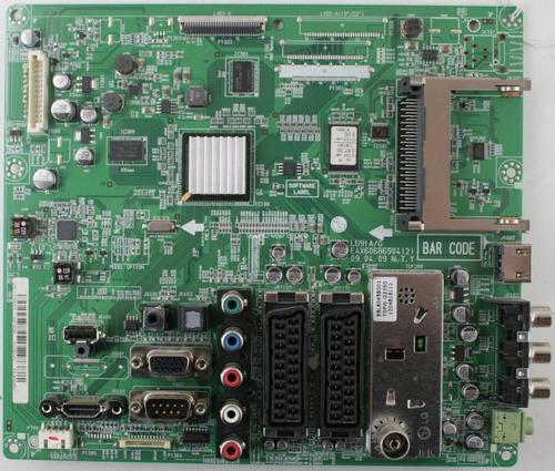 Tarjeta Mainboard Para Tv LG