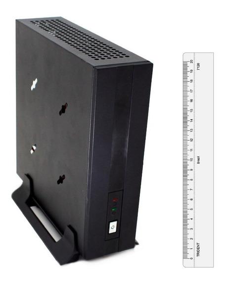 Mini Pc Amd Quadcore + 4gb Ram + Ssd. Com Suporte P/ Monitor