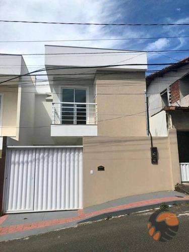 Casa À Venda, 118 M² Por R$ 455.500,00 - Ipiranga - Guarapari/es - Ca0555