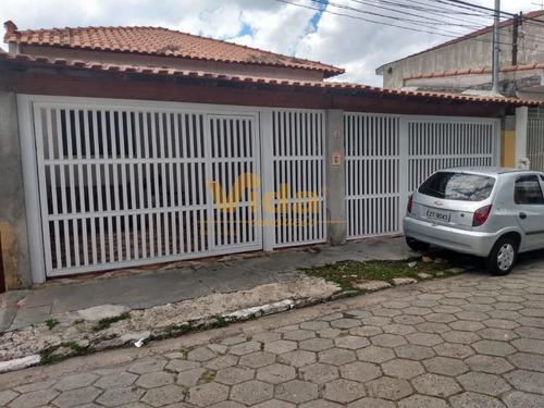 Imagem 1 de 15 de Casa Térrea  A Venda Em Jardim Das Flores  -  Osasco - 44127