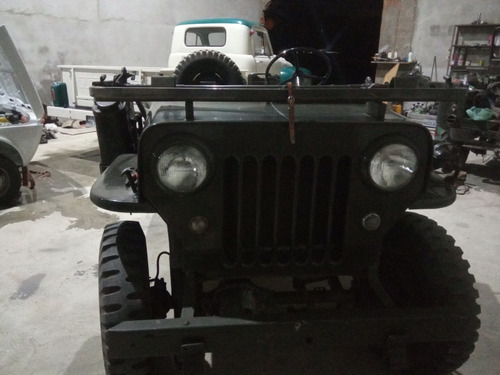 Jeep Militar Willys
