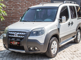 Fiat Doblo Adventure Locker 1.8