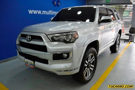 Toyota 4runner Limted-multimarca